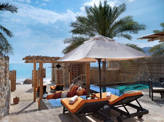 Beach Pool Villa | Oman