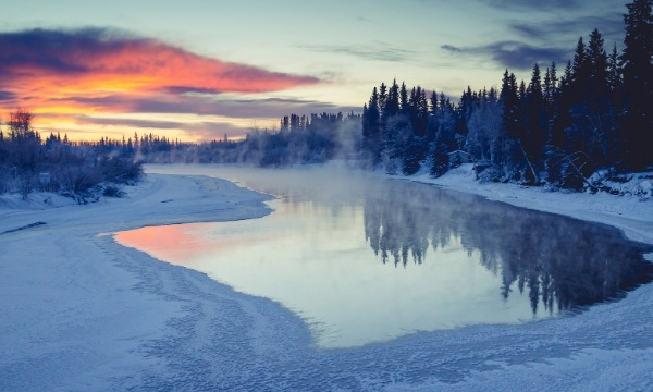 Fairbanks, Alaska | Romantic Valentine's Getaways