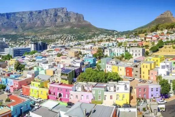 Bo Kaap & Table Mountain