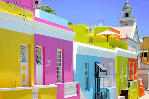 Cape Town: Bo Kaap - Table Mountain