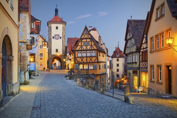 Rothenburg and Nuremberg