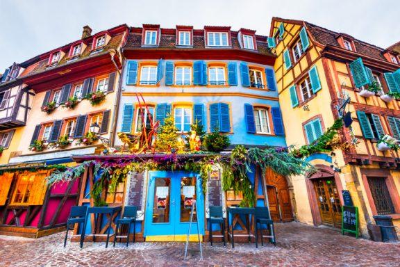 Colmar & Alsace Small Villages