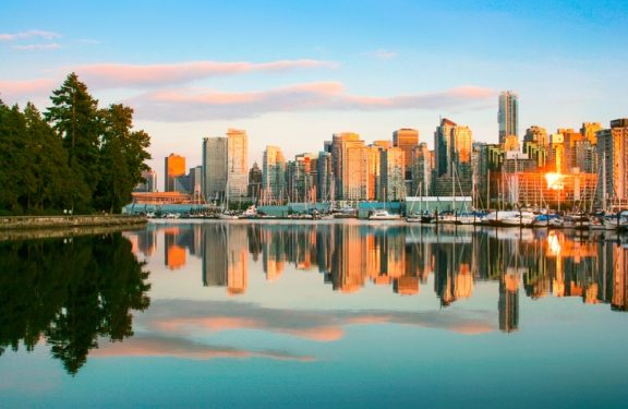 By Land and Sea: Vancouver