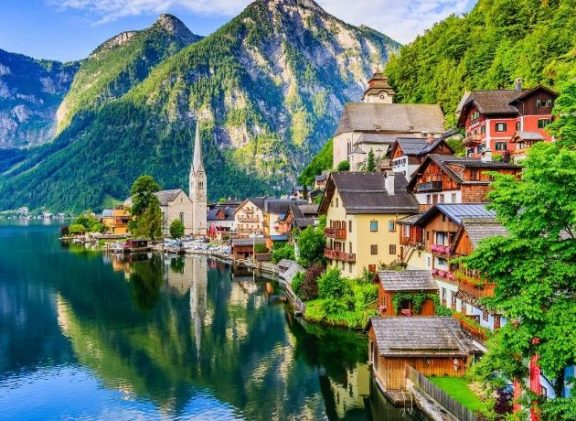 Day trip to Hallstatt - 180 miles