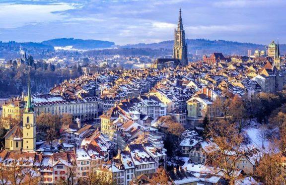Bern Christmas Markets & History