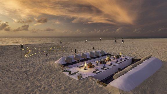 Vaavu Atoll & Beach Party