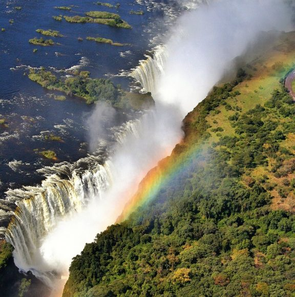 Livingstone & The Victoria Falls