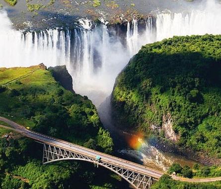 Livingstone & The Victoria falls