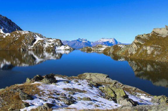 Lac de Vaux hike
