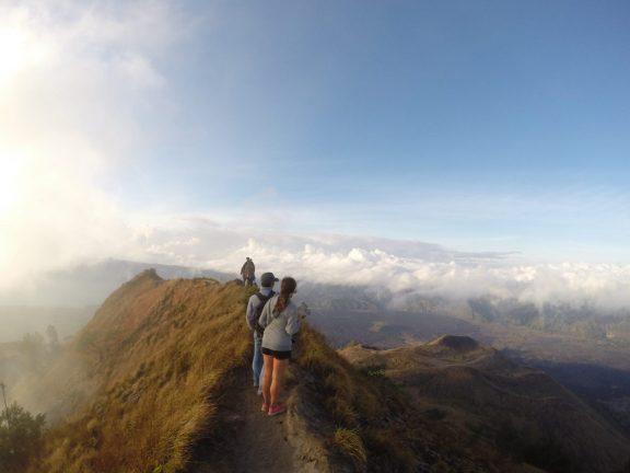 Ubud and its Volcano
