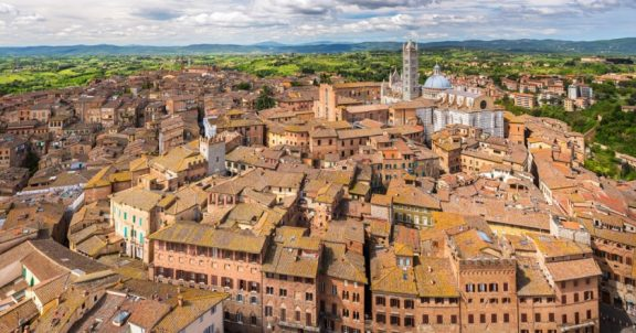 Siena and Montepulciano