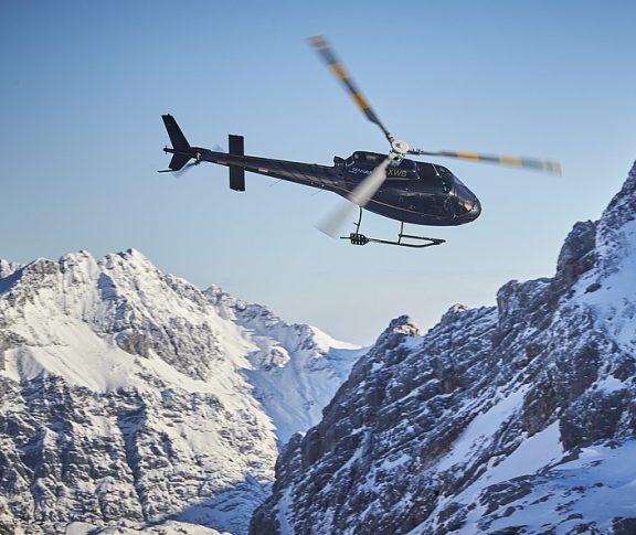 Flight & Glaciers - 50 miles
