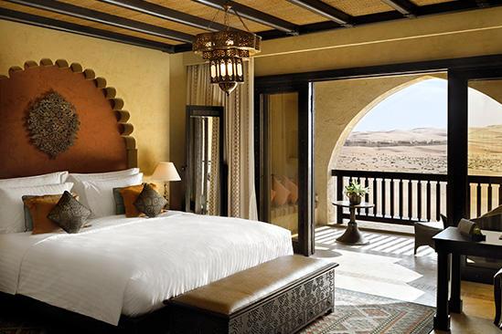 Deluxe Balcony | Qsar Al Sarab