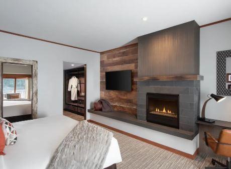 Deluxe Room | Snoqualmie