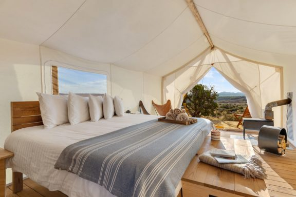 Deluxe Tent | Grand Canyon