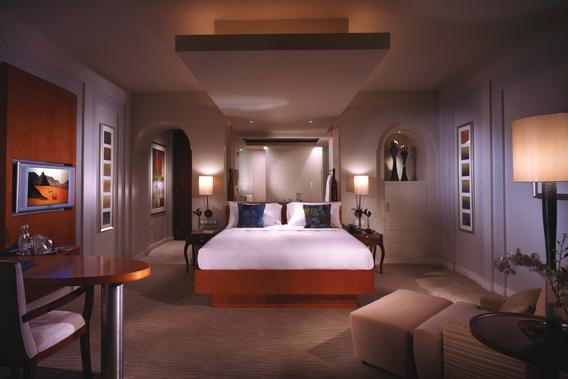 Deluxe room | Dubai