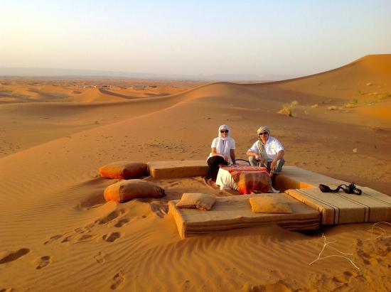 Desert Camp Sekina, by Art In Voyage