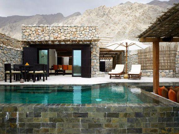 Garden Pool Villa | Oman