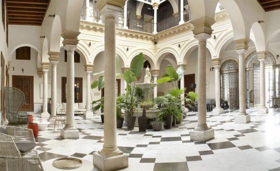Palacio Villapanés
