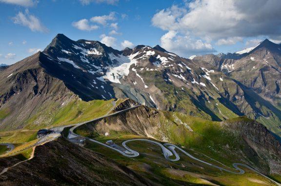 Alpine Drive to Salzburg - 90 miles