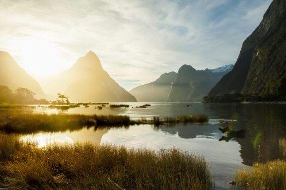 Te Wanaka and Milford Sound
