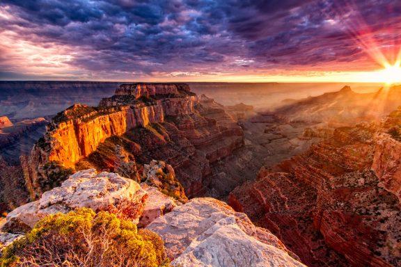 Grand Canyon's Southern Rim