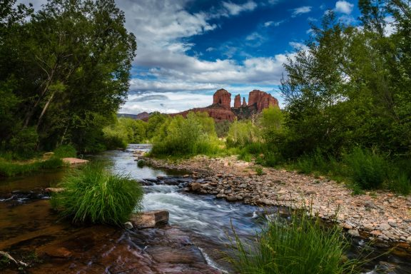 Sedona at a glance