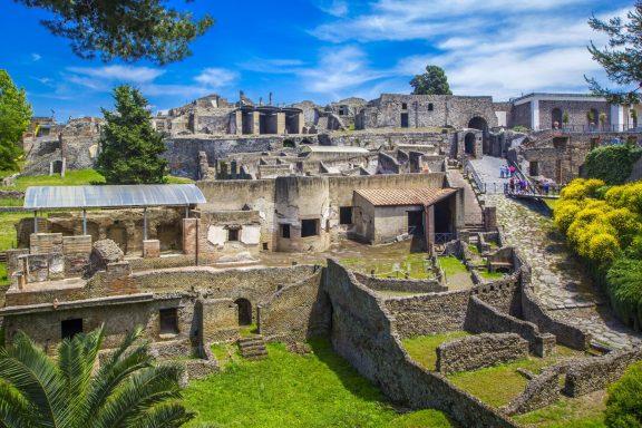Pompeii & Rome