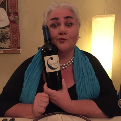 Katie Barratt<br>(The Wine Fairy)
