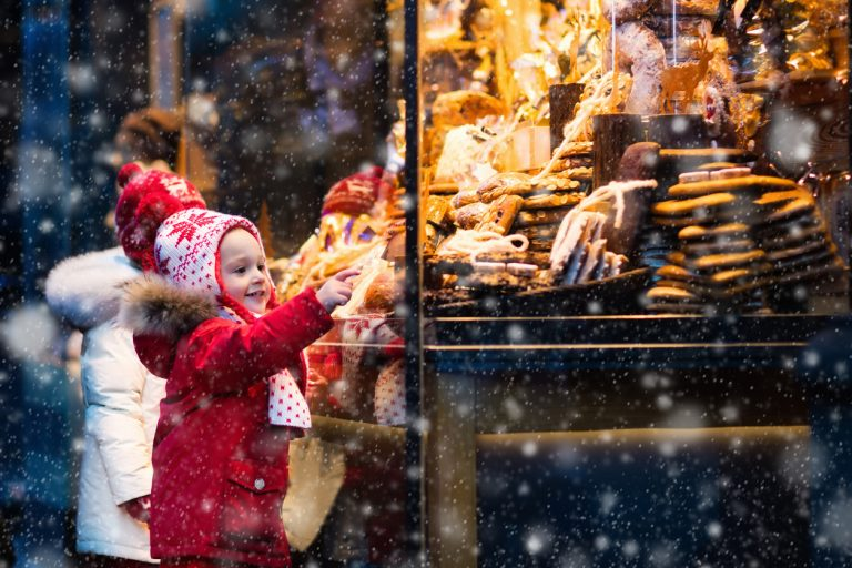 Kids and pastry, Swizerland, by Art In Voyage