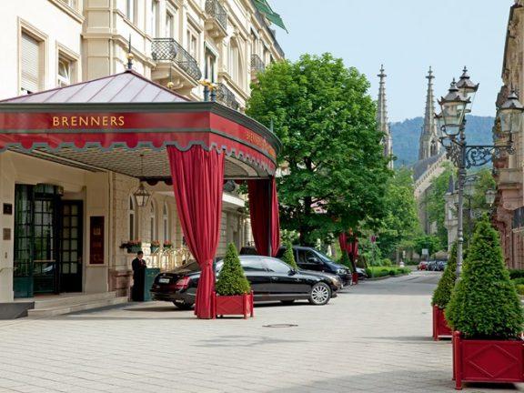 Brenner's Park – Hotel & SPA