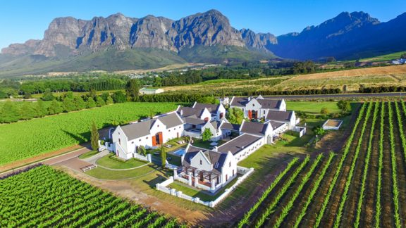 Zorgvliet Wine Estate & Country Lodge