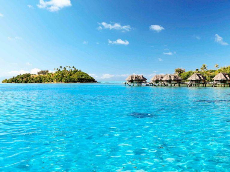 Sofitel Private Island Bora Bora, by Art In Voyage