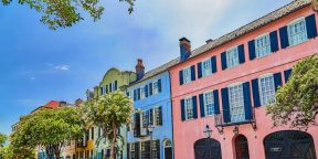 SPRING FOOD AND WINE: <br><small>CHARLESTON WITH CHEF FONZO</small>