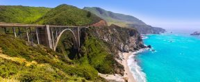Pacific Coast Highway, by Art In Voyage