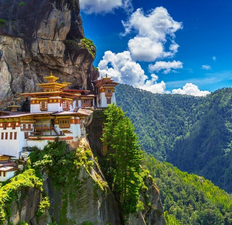 Bhutan, by Art In Voyage
