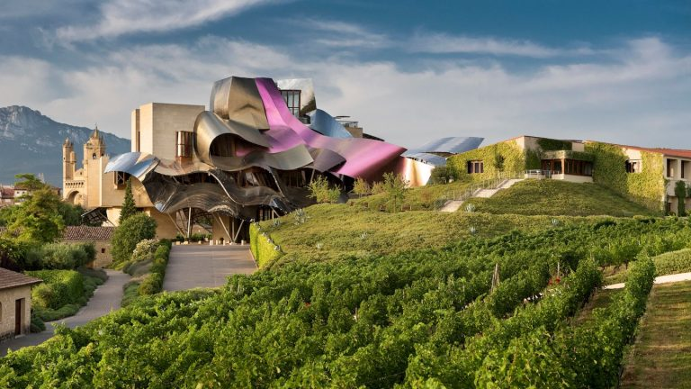 Marques de Riscal Hotel-winery