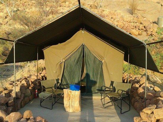 Wild Camping | Palmwag