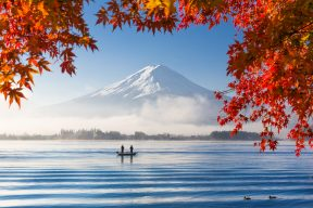 Fall in Japan: Land of the Rising – All of The Flavors Of Japan (2 weeks)