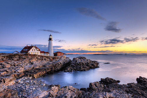 New England, by Art In Voyage