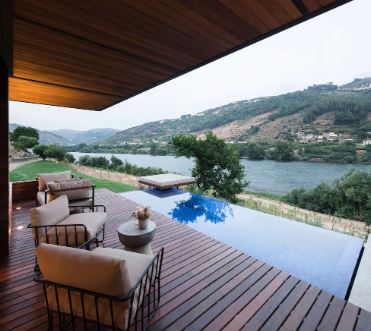 Pool Villa Suite | Douro