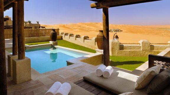Pool Villa | Qsar Al Sarab