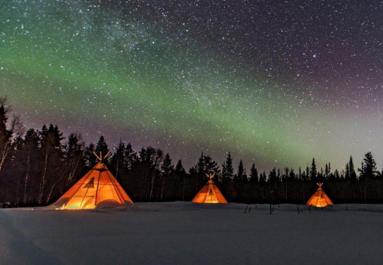 Sampi Nature Camp Sweden, by Art In Voyage