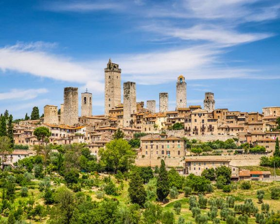 San Gimignano & Michelin Star lunch
