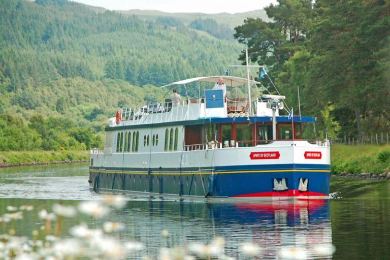 Spirit of Scotland Luxury Barge