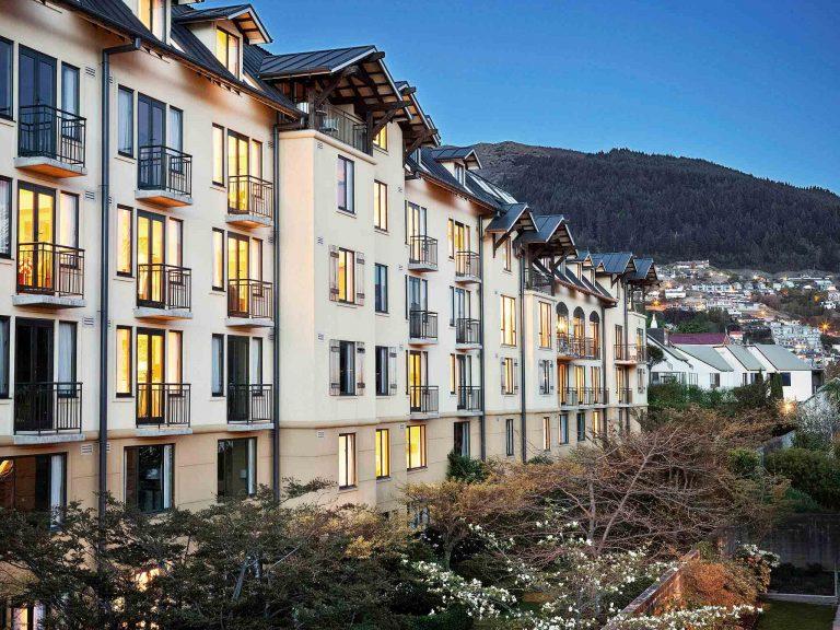 Hotel St. Moritz Queenstown
