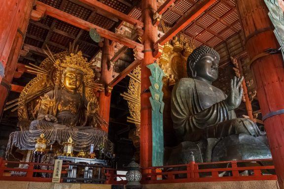 Yoshino and Nara to Kyoto