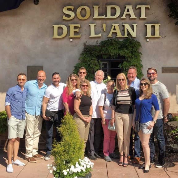 A Taste of Alsace with some incredible guests